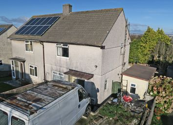 Thumbnail 2 bed semi-detached house for sale in Eastfield Avenue, Hooe, Plymouth, Devon