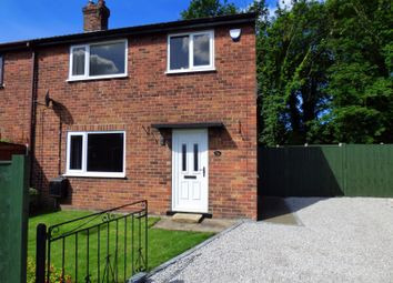 Thumbnail 3 bed semi-detached house for sale in Wood Lea, Byram, Knottingley
