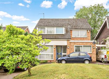 Thumbnail 4 bedroom detached house for sale in Gallus Close, Winchmore Hill, London