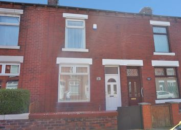 Thumbnail 2 bedroom terraced house for sale in Crosby Road, Newton Heath, Manchester