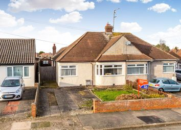 Thumbnail 2 bed semi-detached bungalow for sale in Church Hall Road, Rushden