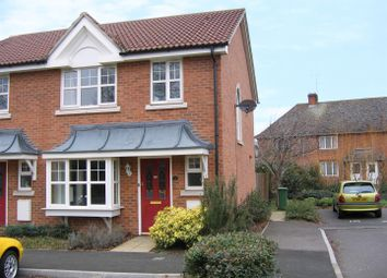 Thumbnail 3 bed end terrace house to rent in Riley Close, Aylesbury