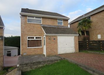Thumbnail Detached house for sale in The Woodlands, Brackla, Bridgend