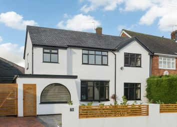 Thumbnail 4 bed detached house for sale in The Square, Wolvey, Hinckley