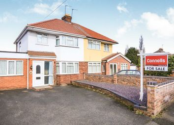 Thumbnail 3 bed semi-detached house for sale in Green Lane, Claregate, Wolverhampton
