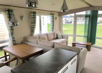 Thumbnail 2 bed mobile/park home for sale in Pwllheli, Gwynedd, North Wales