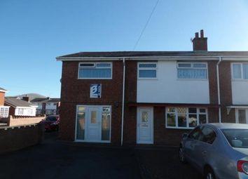 Thumbnail 5 bed semi-detached house for sale in Lon Cilgwyn, Caernarfon, Gwynedd