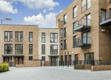 Thumbnail 4 bed end terrace house for sale in Mary Rose Square, Marine Wharf, London