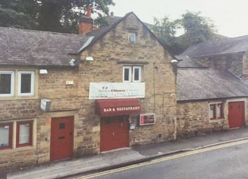 Thumbnail Restaurant/cafe for sale in Chesterfield Road, Dronfield