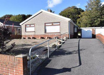 Thumbnail 3 bed detached bungalow for sale in Gabalfa Road, Derwen Fawr, Sketty, Swansea