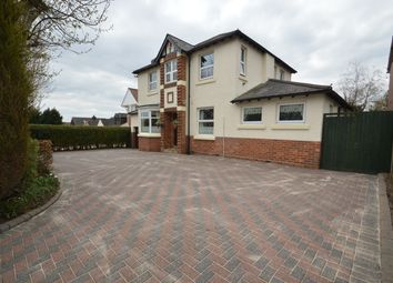 Thumbnail 3 bed detached house for sale in Wimblebury Road, Cannock Staffordshire
