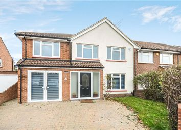 Thumbnail 4 bed semi-detached house for sale in Jacob Close, Windsor, Berkshire