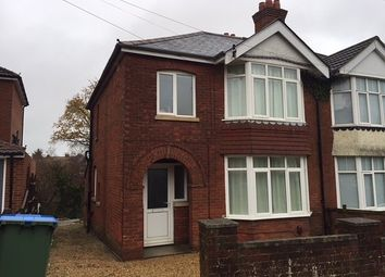 Thumbnail 4 bedroom property to rent in Sirdar Rd, Southampton