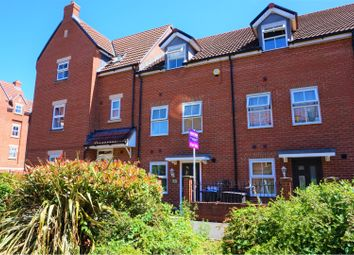 Thumbnail 4 bed terraced house for sale in Da Vinci Walk, Royal Wootton Bassett