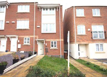 Thumbnail 4 bed property for sale in Sarah Avenue, Nottingham, Nottinghamshire