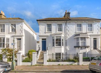 Thumbnail 4 bed semi-detached house for sale in Osborne Villas, Hove