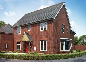 "Thumbnail 4 bed detached house for sale in ""The Windsor"" at Lady Lane, Blunsdon, Swindon"