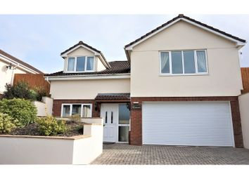 Thumbnail 3 bed detached house for sale in Higher Sandygate, Newton Abbot