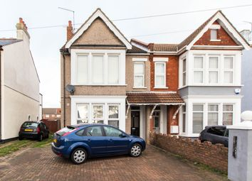 Thumbnail 2 bed flat for sale in Ambleside Drive, Southend-On-Sea