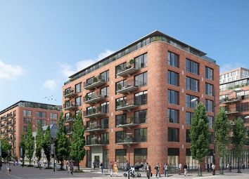 Thumbnail 2 bed flat to rent in Tyger House, Royal Arsenal Riverside
