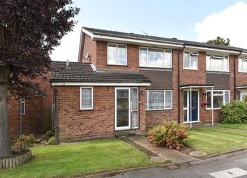 Thumbnail 3 bedroom end terrace house for sale in Maple Close, Maidenhead