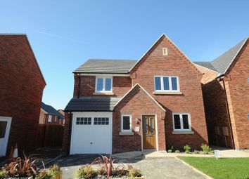 Thumbnail 4 bed detached house for sale in Lower Pingle Road, Ashbourne