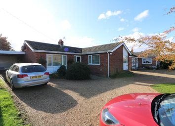 3 bed detached bungalow for sale in Winfarthing Road, Banham, Norwich NR16