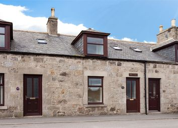 Thumbnail 2 bed terraced house for sale in Bridge Street, Strichen, Aberdeenshire
