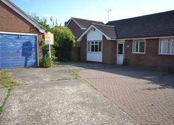 Thumbnail 3 bed detached bungalow for sale in Fairfield Close, New Romney, Romney Marsh, Kent