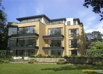 Thumbnail 4 bedroom flat for sale in Balcombe Breeze, 2A Balcombe Road, Branksome Park, Poole
