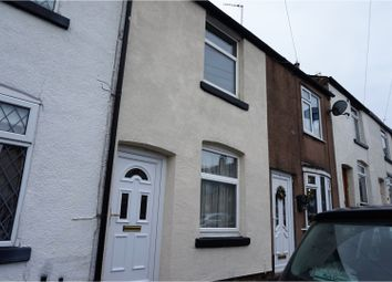 Thumbnail 2 bed terraced house for sale in Fountain Street, Macclesfield