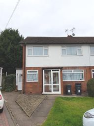 Thumbnail 2 bed maisonette to rent in Shrewley Crescent, Birmingham