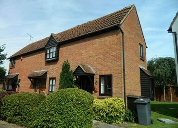 Thumbnail 1 bed end terrace house to rent in Saywell Brook, Chelmsford, Essex