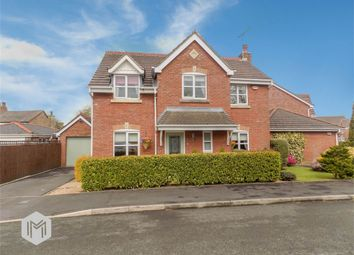 Thumbnail 4 bed detached house for sale in Forsythia Drive, Clayton-Le-Woods, Chorley, Lancashire