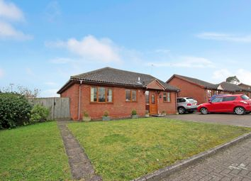 Thumbnail 2 bedroom detached bungalow for sale in Beech Road, Rushmere St Andrew, Ipswich