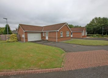 Thumbnail 2 bed detached bungalow for sale in Rivermede, Ponteland, Newcastle Upon Tyne