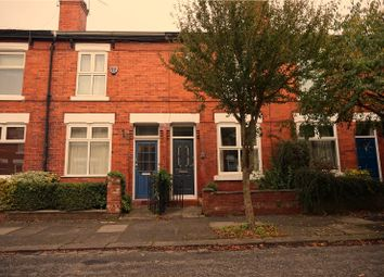 Thumbnail 2 bed terraced house for sale in Royal Avenue, Manchester