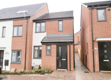 Thumbnail 2 bed end terrace house to rent in Ranger Drive, Wolverhampton