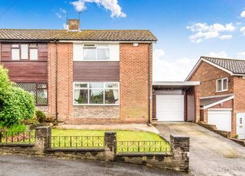 3 bed semi-detached house for sale in Queens Drive, Gee Cross, Hyde, Greater Manchester SK14