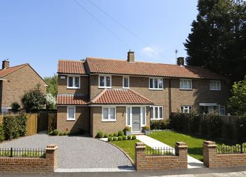 Thumbnail 3 bed semi-detached house for sale in Chester Road, Wimbledon Common, Wimbledon