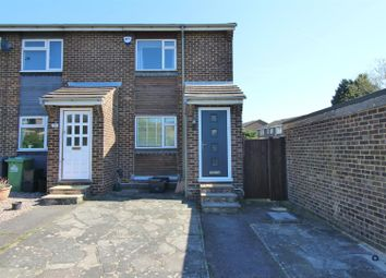Thumbnail 2 bed end terrace house for sale in Longfield Lane, West Cheshunt, Herts