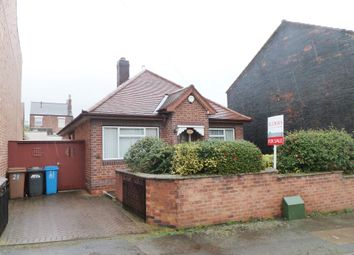 Thumbnail 2 bed detached bungalow for sale in Wade Avenue, Ilkeston
