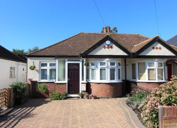 Thumbnail 2 bed semi-detached house for sale in Cherry Orchard Road, West Molesey
