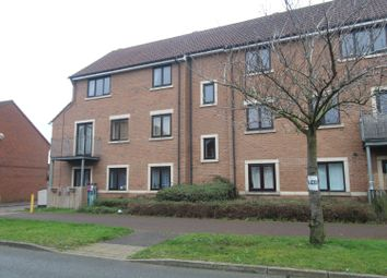Thumbnail 1 bedroom flat for sale in Cliveden Place, Milton Keynes