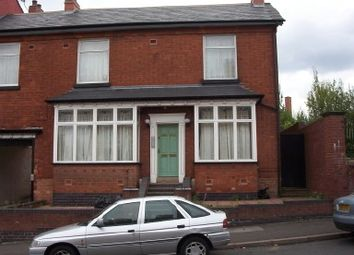 Thumbnail 1 bed flat to rent in Mary Street, Balsall Heath