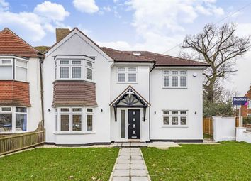 Thumbnail 4 bed semi-detached house for sale in Chestnut Avenue, Hampton