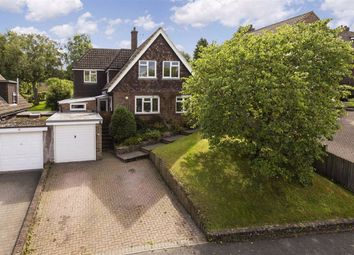 Thumbnail 4 bed detached house for sale in Pollyhaugh, Eynsford, Dartford