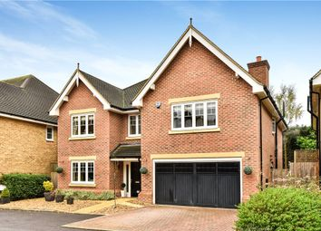 Thumbnail 5 bedroom detached house for sale in Marstan Place, Camberley, Surrey