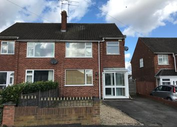 Thumbnail 3 bed semi-detached house to rent in Lena Drive, Groby