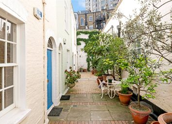 Thumbnail 2 bed mews house for sale in Kinnerton Place North, London